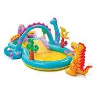 INTEX Dinoland Play Center 333 X 229 X 112 Cm Ages 3+