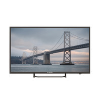 تلفزيون جي جارد بشاشة ال اي دي إتش دي حجم 43 إنش موديل 43HA Alfa لون أسود