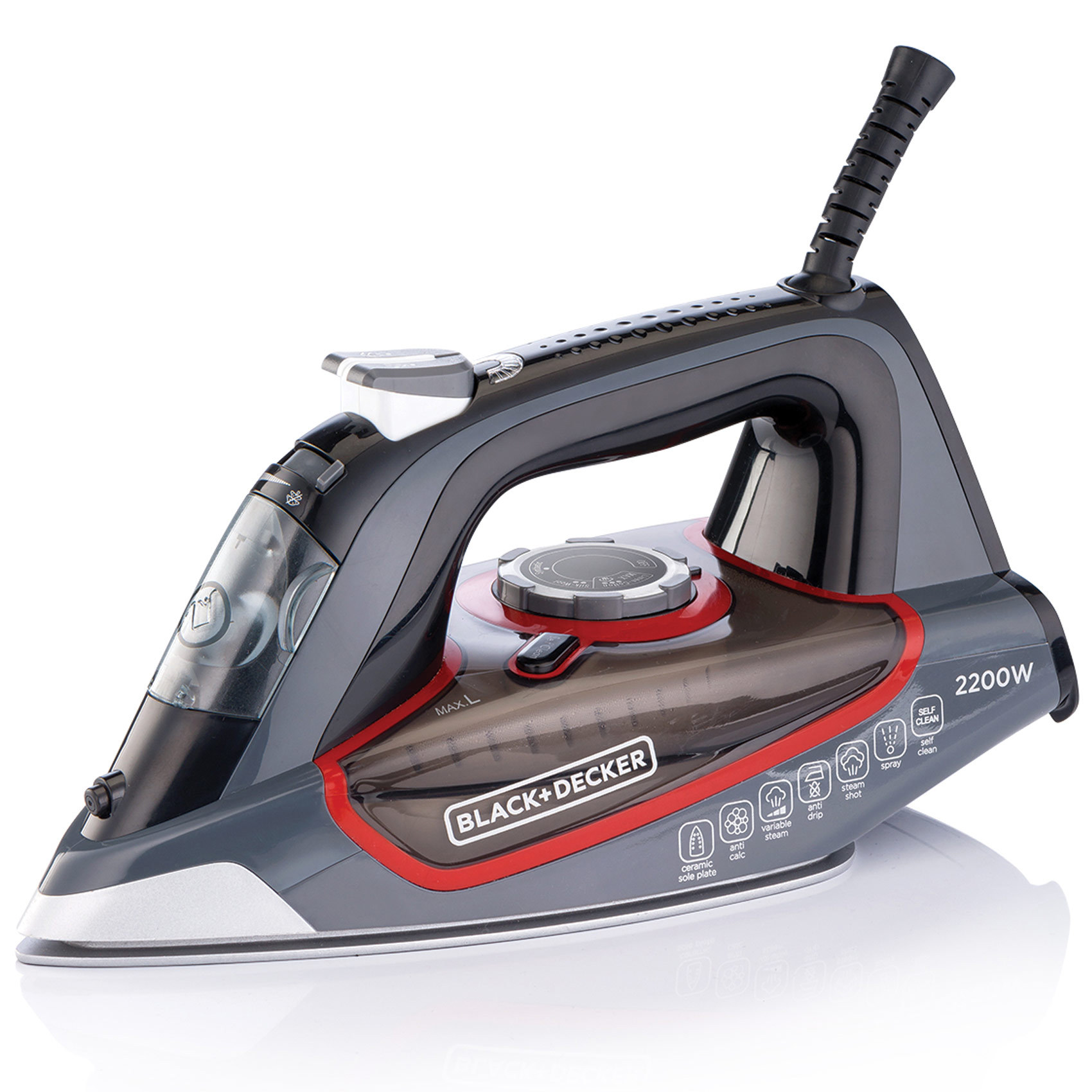 B&D STEAM IRON X2050-B5