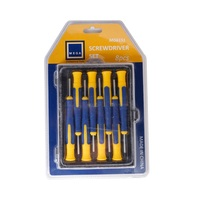 Mega Screwdriver Set Of 8 Pieces
