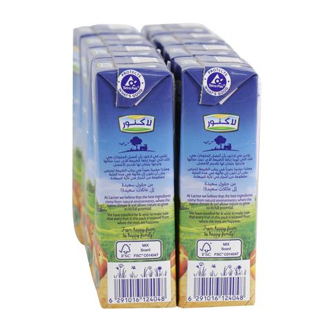 Lacnor-Essentials-Peach-Nectar-180ml-x8