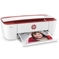 HP All-In-One Printer 3788 Deskjet  Red