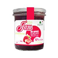 Equia Jam Strawberry Sugar Free 300GR