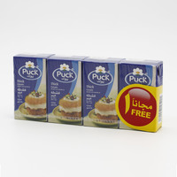 Puck Thick Cream 125 ml x 4 Pieces