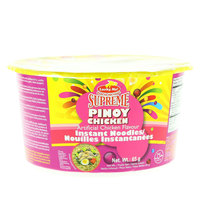 Lucky Me Supreme Piony Chicken Instant Noodles 65g
