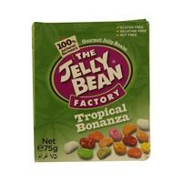 The Jelly Bean Factory Tropical Bonanza 75g