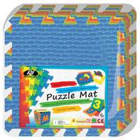 Power Joy Puzzle Mat Plain 32Cm 10Pcs