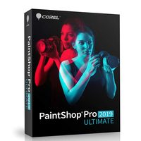 Paintshop Pro 2019 Ultimate Ml