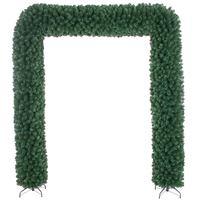 Christmas Green Arch Tree 250Cm