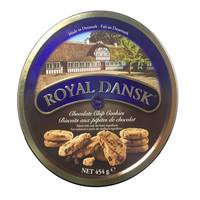 Royal Dansk Butter & Chocolate Chip Cookies 454g