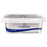 Lurpak Spreadable Slightly Salted Butter 250 g