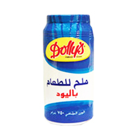 Dolly's Salt 750GR