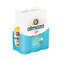 Almaza Light Bottle 33CL X6