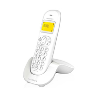 Alcatel Dect Phone PHIC250 White