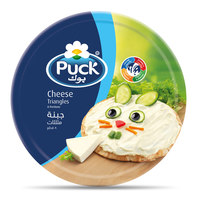 Puck Cheese Triangles Portions 120g
