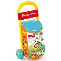 Fisher-Price - Trolley With 9 Cm Balls