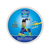 Nadec Cheese Triangle 240 g