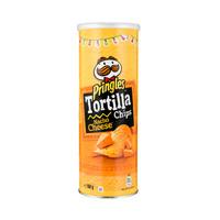 Pringles Tortilla Nacho Cheese 160GR