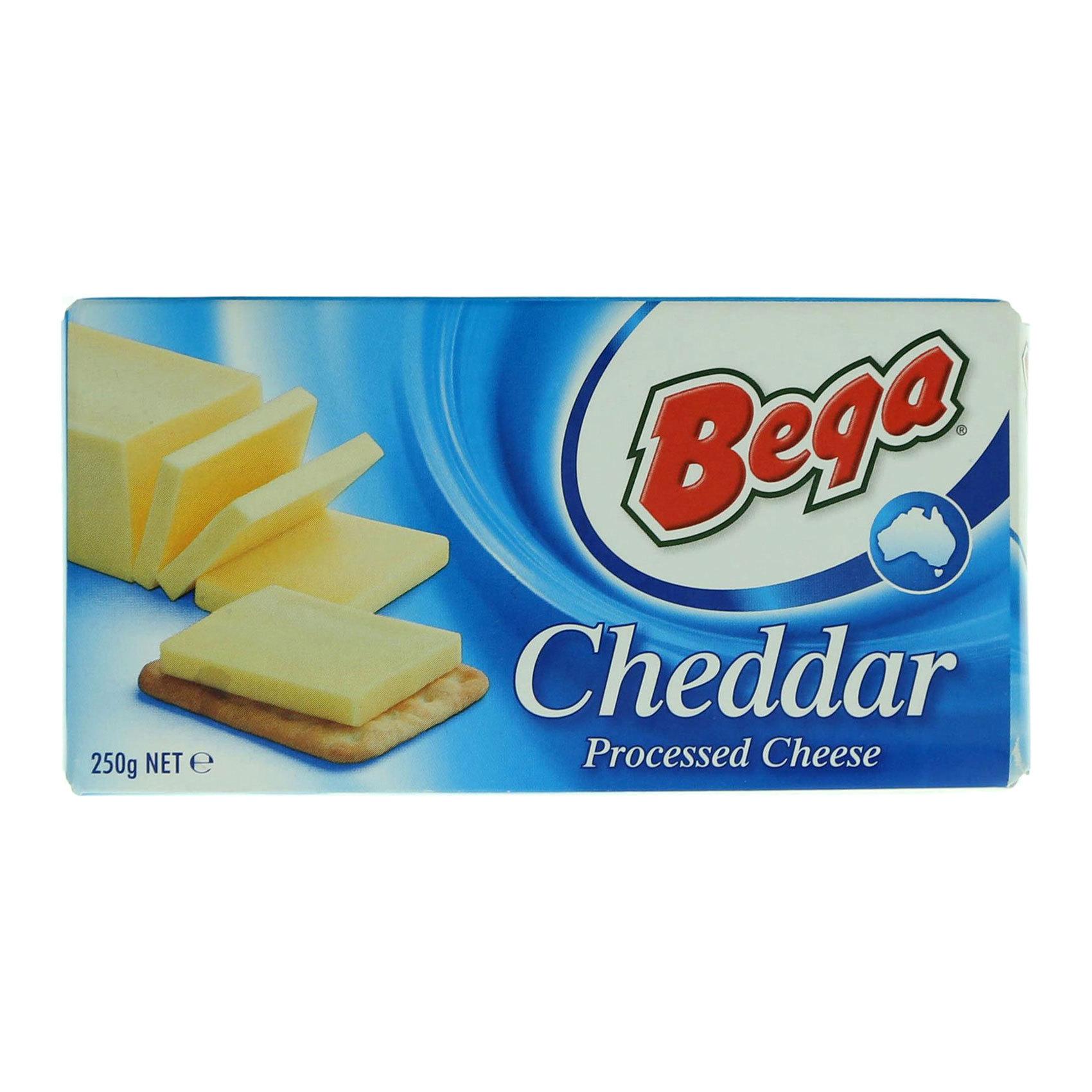 BEGA CHEDDAR BLOCK 250GR
