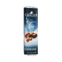 Cavalier Chocolate Bar Milk Hazelnut No Sugar 44GR