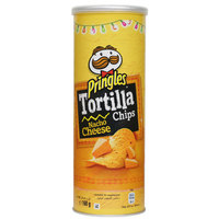 Pringles Tortilla Chips Nacho Cheese 160 g