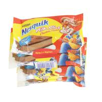 Nestle Nequik Milk Slice Chocolate Flavour 26g x 4