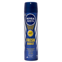 Nivea Fresh Boost Deodorant Spray 150ml