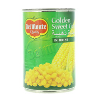 Del Monte Golden Sweet Corn in Brine 410g