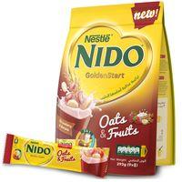 Nestle Nido GoldenStart  Oats & Fruits Breakfast Strawberry Banana 293g