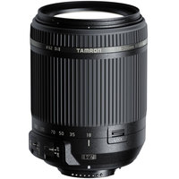 Tamron Lens 18-200MM F/3.5-6.3 DI II VC for Nikon