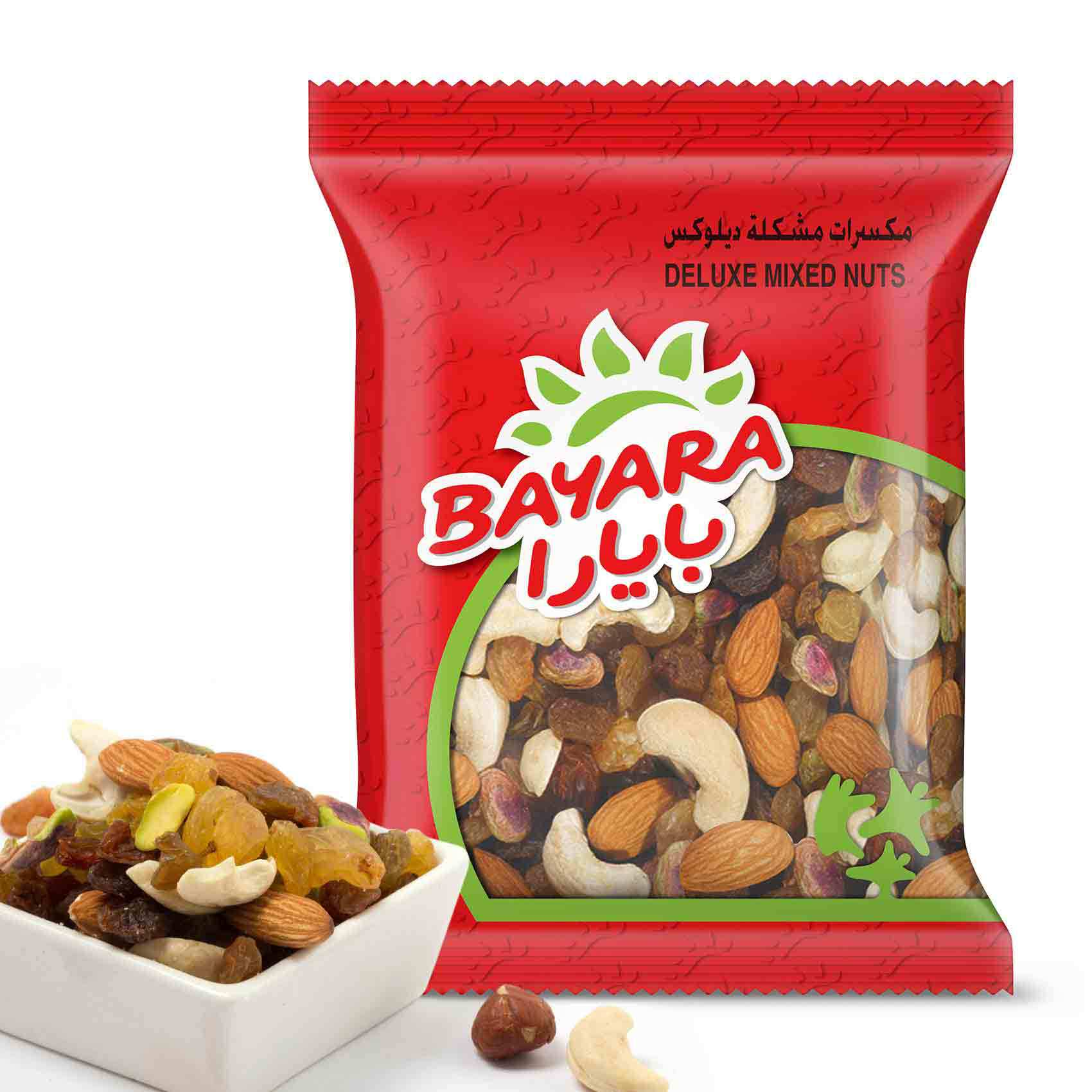 BAYARA DELUXE MIXED NUTS 400GR