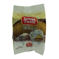 Great Taste White 3-In-1 Coffee Mix 30g x10