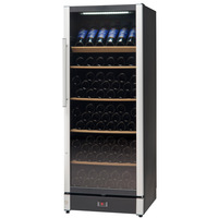 Vestfrost 147 bottel Beverage Cooler W155 Black