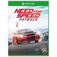Microsoft Xbox One Need For Speed Payback
