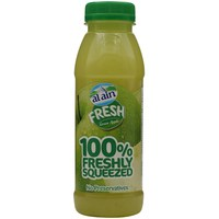 Al Ain Fresh Green Apple Juice 330ml