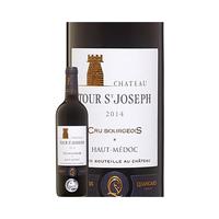 Chateau Tour Saint-Fort Saint-Joseph Haut-Medoc Cru Bourgeois Red Wine 75CL