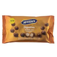 McVItie'sDigestive Nibbles Caramel 45g