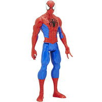 Marvel Spider-Man Titan Hero Series Spider-Man Figure