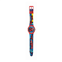 Marvel Clam Shell Spiderman Watch