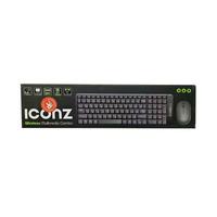 Iconz Keyboard-Mouse IMNWCB01K