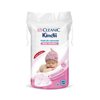 Cleanic Kindii Sensetive Baby Rectangular Pads  X 60