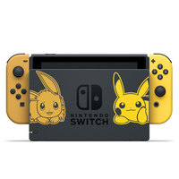 Nintendo Switch Console Pokemon Let's Go Edition
