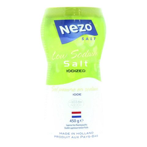 Nezo-Iodized-Low-Sodium-Salt-450g