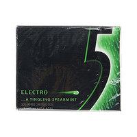 Wrigleys 5 Electro Spearmint Sugar Free Chewing Gum 31.2 g