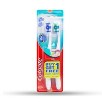 Colgate Toothbrush 360% Degree Soft Twin Pack