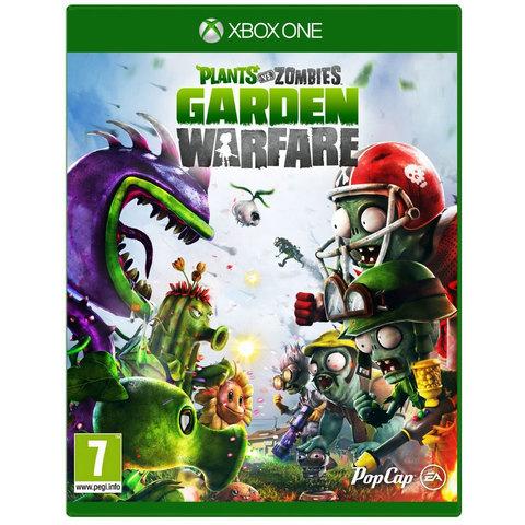 Microsoft-Xbox-One-Plants-VS-Zombies:-Garden-Warfare