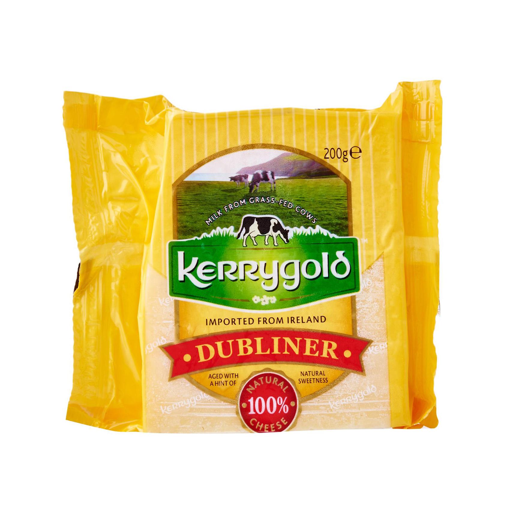 KERRY GOLD DUBLINER CHEDDAR 200G