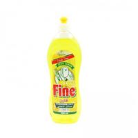 Spartan Fine Dishwashing Liquid Yellow 750ML