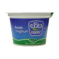 Nadec Fresh Yoghurt Full Cream 170g