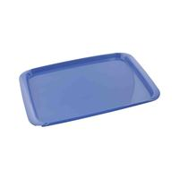 Hoover Serving Tray 44X30 Cm Blue